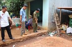 Bình Phước: Điều tra vụ án mạng khiến hai người tử vong