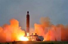Hàn Quốc cho biết tên lửa Triều Tiên đã bay từ 70-200 km