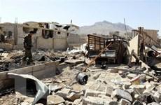 Nhiều dân thường thương vong trong vụ đánh bom tại Yemen