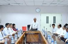 Thủ tướng thăm, động viên y, bác sỹ Bệnh viện Đa khoa Đồng Nai