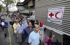 Venezuela lên án hành động phong tỏa tài chính của các tổ chức quốc tế
