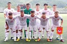 U18 Việt Nam chuẩn bị lực lượng tham dự Vòng loại U19 châu Á 2020