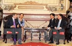 Hiện thực hóa tiềm năng hợp tác giữa TP.HCM và Cộng hòa Áo