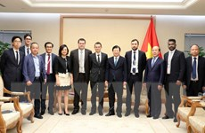 Việt-Pháp khuyến khích mở rộng hợp tác trong lĩnh vực hàng không