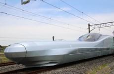Nhật Bản: Tàu điện siêu tốc thế hệ mới có tốc độ lên tới 320km mỗi giờ