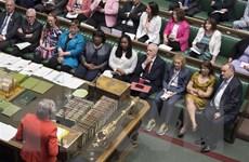 Thỏa thuận Brexit có thể 'chết' nếu tiếp tục bị Hạ viện Anh bác bỏ