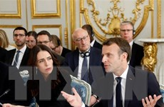 Lãnh đạo các nước ký cam kết chống bạo lực trên mạng xã hội