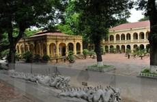 Phát hiện nhiều dấu tích kiến trúc các triều đại tại Hoàng thành