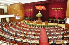 Ngày làm việc thứ nhất Hội nghị Trung ương 10 khóa XII