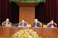 Ngày làm việc thứ hai Hội nghị Trung ương 10 khóa XII