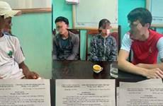 Thanh Hóa: Xử phạt bốn đối tượng xúc phạm Lãnh đạo Đảng, Nhà nước