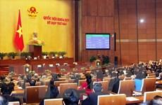 Thông cáo về khai mạc Kỳ họp thứ 7, Quốc hội khóa XIV