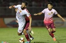Thảm bại trước CLB Sài Gòn, Viettel chìm sâu trên bảng xếp hạng