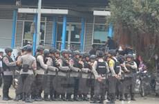 Cảnh sát Indonesia bắt giữ 68 nghi phạm khủng bố trong hơn 4 tháng