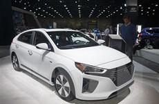 Doanh số bán xe SUV của Hyundai Motor vượt dòng sedan trong quý 1