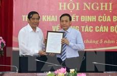 Ông Nguyễn Thanh Hải giữ chức Phó trưởng Ban Nội chính Trung ương