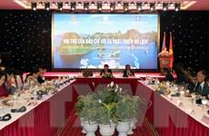 Việt Nam-Lào bàn về vai trò của báo chí với sự phát triển du lịch