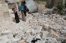 Mỹ hối thúc ngừng bắn giữa lúc bạo lực leo thang ở Tây Bắc Syria