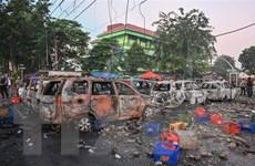 Các cuộc bạo động tại Indonesia gây thiệt hại hàng tỷ USD