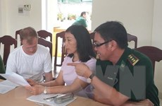 Bắt đối tượng nước ngoài bị Interpol truy nã tại Cửa khẩu Lao Bảo