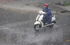 Ngày 30/5, mưa lớn ở Bắc Bộ và Bắc Trung Bộ tạm thời giảm