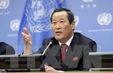Triều Tiên thúc đẩy chiến dịch ngoại giao yêu cầu Mỹ thả tàu hàng