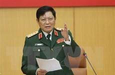 Đoàn đại biểu quân sự Việt Nam dự Đối thoại Shangri-La tại Singapore