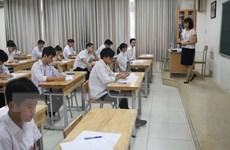 Hơn 80.000 thí sinh TP.HCM bắt đầu kỳ thi tuyển sinh lớp 10 công lập