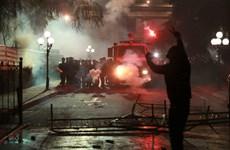 Albania: Đụng độ giữa cảnh sát và người biểu tình ở Tirana