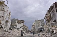Hơn 40 người thương vong trong vụ đánh bom xe tại Syria