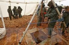 Israel phá hủy đường hầm cuối cùng của phong trào Hezbollah