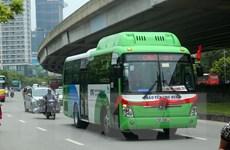 Hà Nội sẽ có thêm 4 tuyến buýt sử dụng nhiên liệu sạch CNG