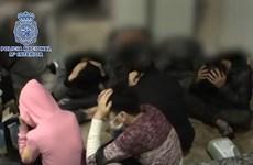 Tây Ban Nha trục xuất hơn 90 người Đài Loan nghi gian lận viễn thông