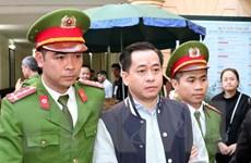 Phúc thẩm Vụ Ngân hàng Đông Á: Bác kháng cáo kêu oan của Vũ 'nhôm'