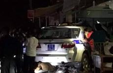 Thiếu úy Cảnh sát giao thông lái xe tuần tra gây tai nạn chết người