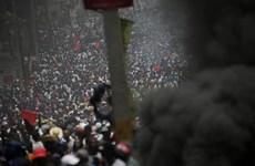 Hàng nghìn người tuần hành yêu cầu Tổng thống Haiti từ chức