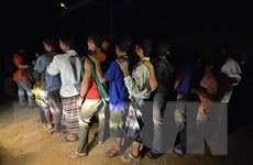 Malaysia xây dựng kế hoạch đối phó với người nhập cư bất hợp pháp