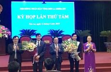Ông Hoàng Quốc Khánh được bầu giữ chức Chủ tịch UBND tỉnh Sơn La