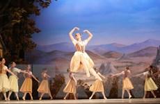 Công diễn vở ballet 'Giselle' nhân kỷ niệm Quốc khánh Liên bang Nga