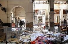 Nổ ở Sri Lanka: Nhà thờ Công giáo bị đánh bom mở cửa trở lại