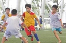 Trung tâm Đào tạo Bóng đá trẻ PVF tuyển sinh tìm kiếm tài năng trẻ