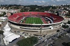 Brazil lắp đặt hệ thống nhận dạng khuôn mặt tại các sân vận động