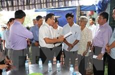 Thăm hỏi gia đình nạn nhân vụ tai nạn nghiêm trọng tại Tây Ninh