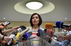 Tổng thống Moldova tuyên bố chấm dứt cuộc khủng hoảng chính trị