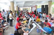 Đà Nẵng đi đầu trong phong trào vận động hiến máu tình nguyện