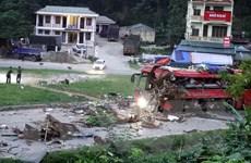Công điện của Thủ tướng về khắc phục hậu quả vụ tai nạn tại Hòa Bình
