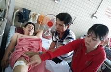 'Gãy đốt sống ngực, khoan nhầm cẳng chân' ở Bệnh viện Chợ Rẫy
