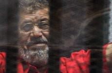 Cựu Tổng thống Ai Cập Mohamed Morsi đột tử khi đang bị xét xử