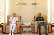 Quân đội Việt Nam-Thái Lan tăng hợp tác tuần tra chung trên biển