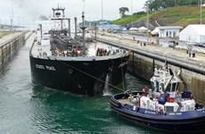 Nhật Bản là nước có lượng tàu bè lớn thứ hai qua kênh đào Panama